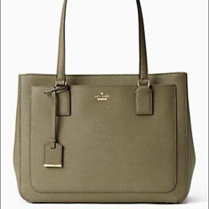 Kate Spade Cameron Street Zooey bag - Olive green